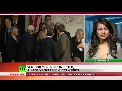 Bob Menendez corruption charges loom over senator's career