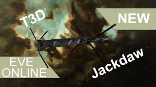 EvE Online: Jackdaw, NEW Tier 3 Destroyer, ПвП взгляд на будущую имбу