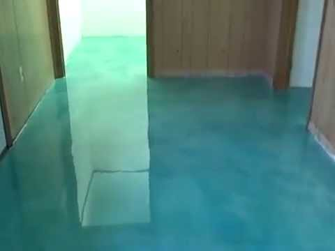 Elitecrete Systems Reflector Enhancer Epoxy Floor Rialto