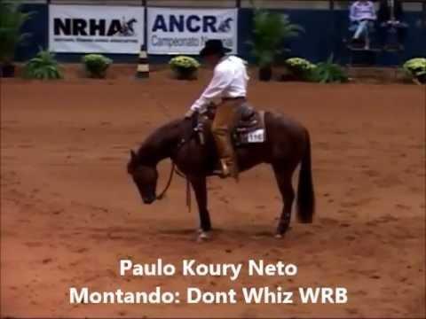 Paulo Koury Neto - Campeão Derby 2013