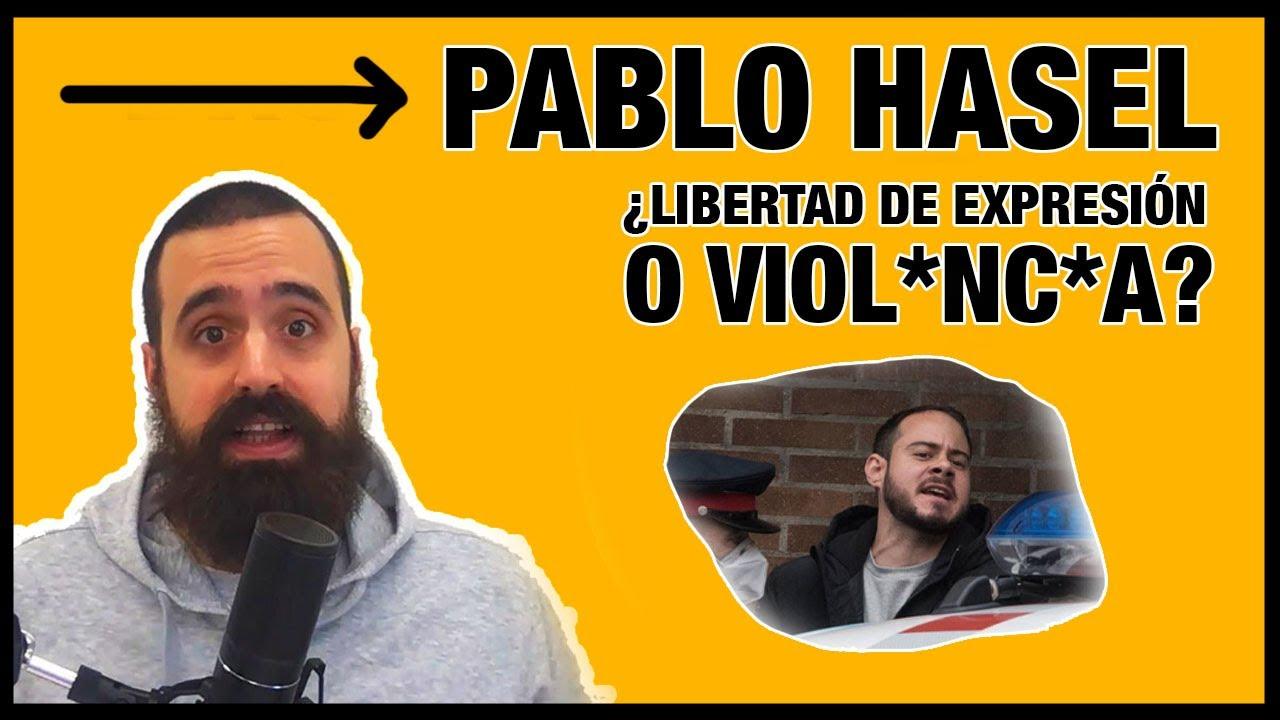 🔴 PABLO HASEL: ¿libertad de expresión o ☠️🔥? -Jaume Vives