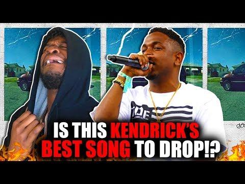 Kendrick Lamar - M.A.A.D. City (Feat. MC Eiht) REACTION!!!