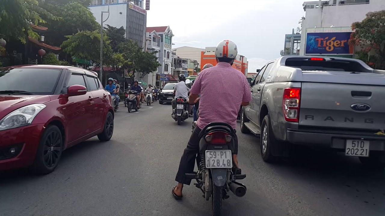Phạm Ngũ Lão, Nguyễn Oanh, Phan Văn Trị,Gò Vấp, 16.8.2017
