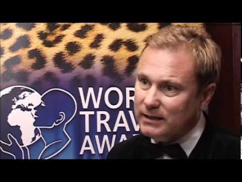 Pierre Delvaux, CEO, Thanda Private Game Reserve, Africa's Leading Luxury Villa
