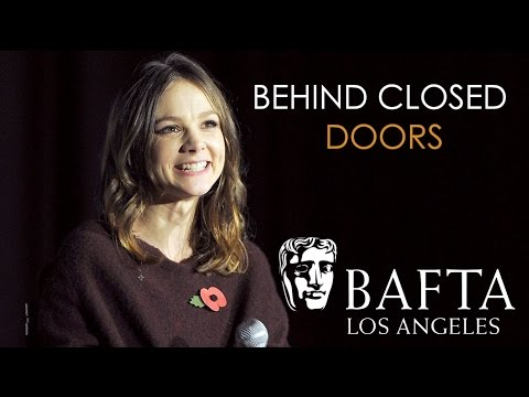 Behind Closed Doors with Carey Mulligan