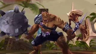 【MARVEL Future Fight】Quasar VS Black Dwarf (ブラックドワーフ、星骸寂滅)