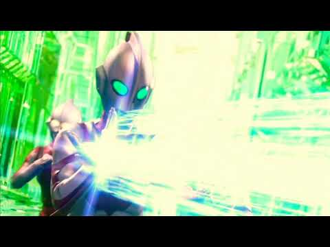 Ultraman Powered US Opening (Extended)