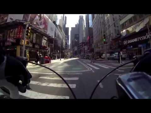 NYC Midtown Bike Ride