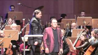 Albano carrisi  Bologna 13 Marzo 2011 Teatro Manzoni