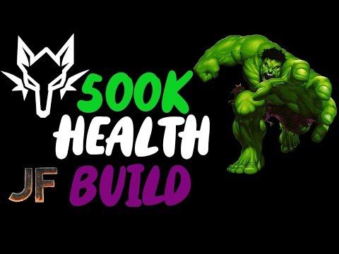 The Division 2 | 500k Health Berserk Build thumbnail