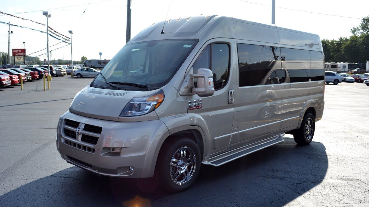 2015 high top conversion vans