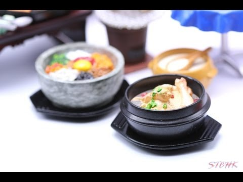 Re-ment - Petit Sample Series Korea Delicacy Tour 韓國美食遊 ぷちサンプルシリーズ「韓国ツアー」 [Miniature]
