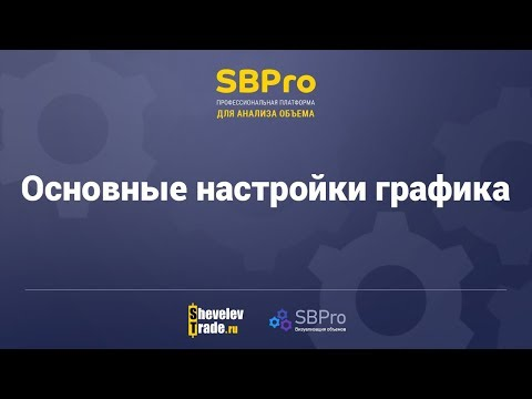 Платформа SBPro | Урок 7. Основные настройки графика