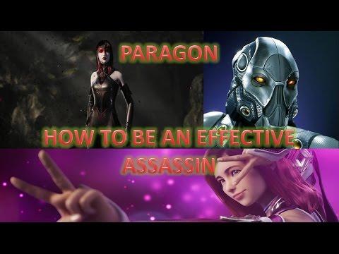 Paragon -  How To Play Assassin (Countess, Kallari & Shinbi)
