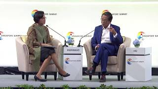 S Rajaratnam Endowment Dialogue with Dr Sri Mulyani Indrawati
