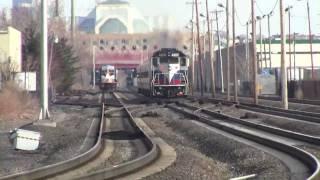 Secaucus Railfanning 4/9/11 Part 2