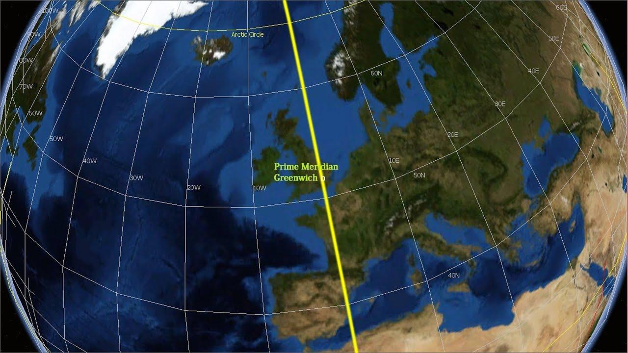 How To Read Latitude And Longitude Coordinates