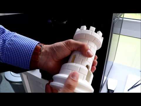 Zortrax Z-PLA Pro Erster Test Am Zortrax M200 Und Vergleich Mit ABS-WO