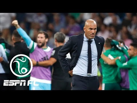 Real Madrid's struggles will be a test for Zinedine Zidane | ESPN FC