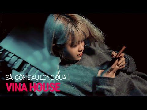 ✈ Sài Gòn Đau Lòng Quá Mee Remix - Cầm Tấm Vé Trên Tay Em Bay Đến Nơi Xa | Hot TikTok
