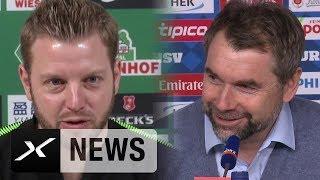 Vor Nordderby: Florian Kohfeldt ertappt HSV-Spion | SV Werder Bremen | Bundesliga | SPOX