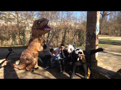 Occidentali's Parma - ParmaDABere feat. Cro-dino (PARODIA Occidentali's Karma Francesco Gabbani)