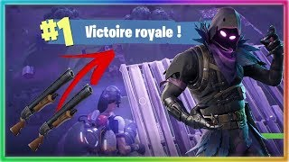 "TOP 1 SUR LE MODE ""COUPS DE POMPE"" EN SKY BASE ! Fortnite: Battle Royal"