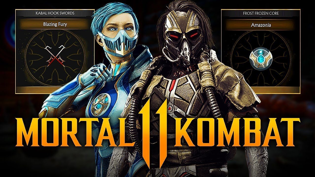 Mortal Kombat 11 - NEW Krypt Event for Kabal & Frost w/ RARE 'Kombat League' Gear! (Krypt Event #16)