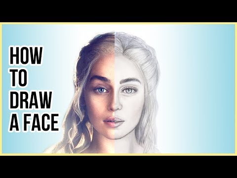 How to Draw a Face   Getting Proportions Right   Basic Face Proportions   Easy Drawing Tutorial