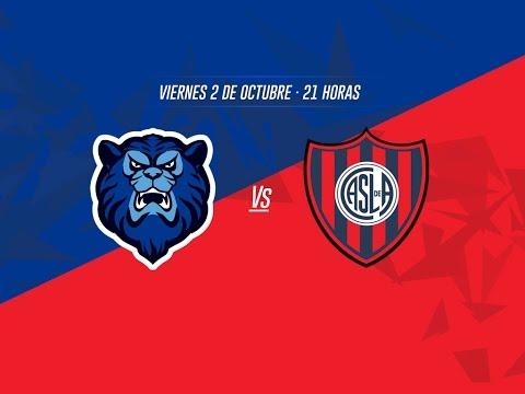 Liga Nacional de Básquet: Argentino vs. San Lorenzo | #LaLigaEnTyC
