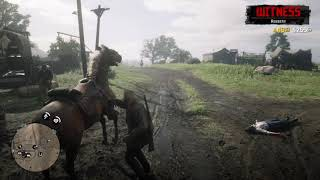 skorpionsauce playing Red Dead Redemption 2 on Xbox One
