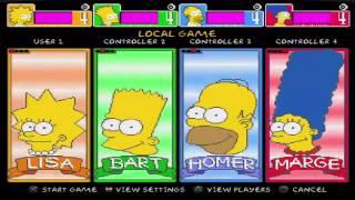 Les Simpson : Le Jeu Trailer Jeux Soluces.com