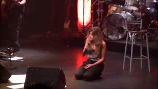 Julie Zenatti - Présentation de l'album BLANC