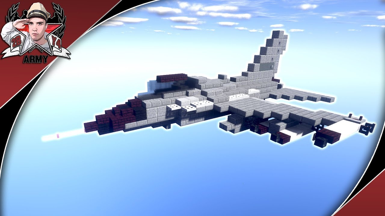 Minecraft: modern warfare fa-50 golden eagle | light combat.