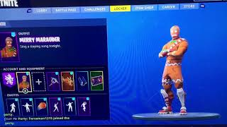 •SELLING FORTNITE ACCOUNT OG SKINS AND STACKED MERRY MARAUDER ACCOUNT