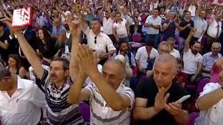 Devlet Bahçeli İzmir mitinginde  Türklerin Türküsü şiirini okudu ! 2018