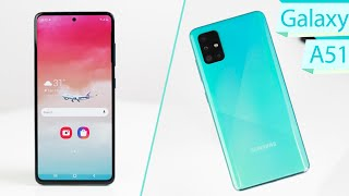 SAMSUNG GALAXY A51 Review: 4 Camera, màn hình như Galaxy Note 10!