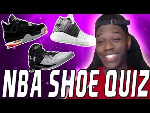 Guess The Basketball Shoe Quiz