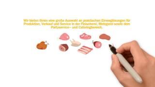 Fleischereibedarf & Metzgerbedarf bei Pro DP Verpackungen und Pack4Food24.de   Pro DP Ronneburg