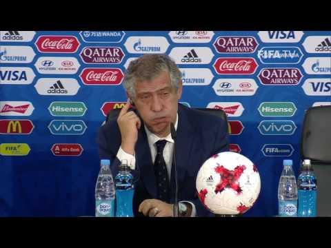 POR v MEX - Fernando Santos - Portugal Post-Match Press Conference