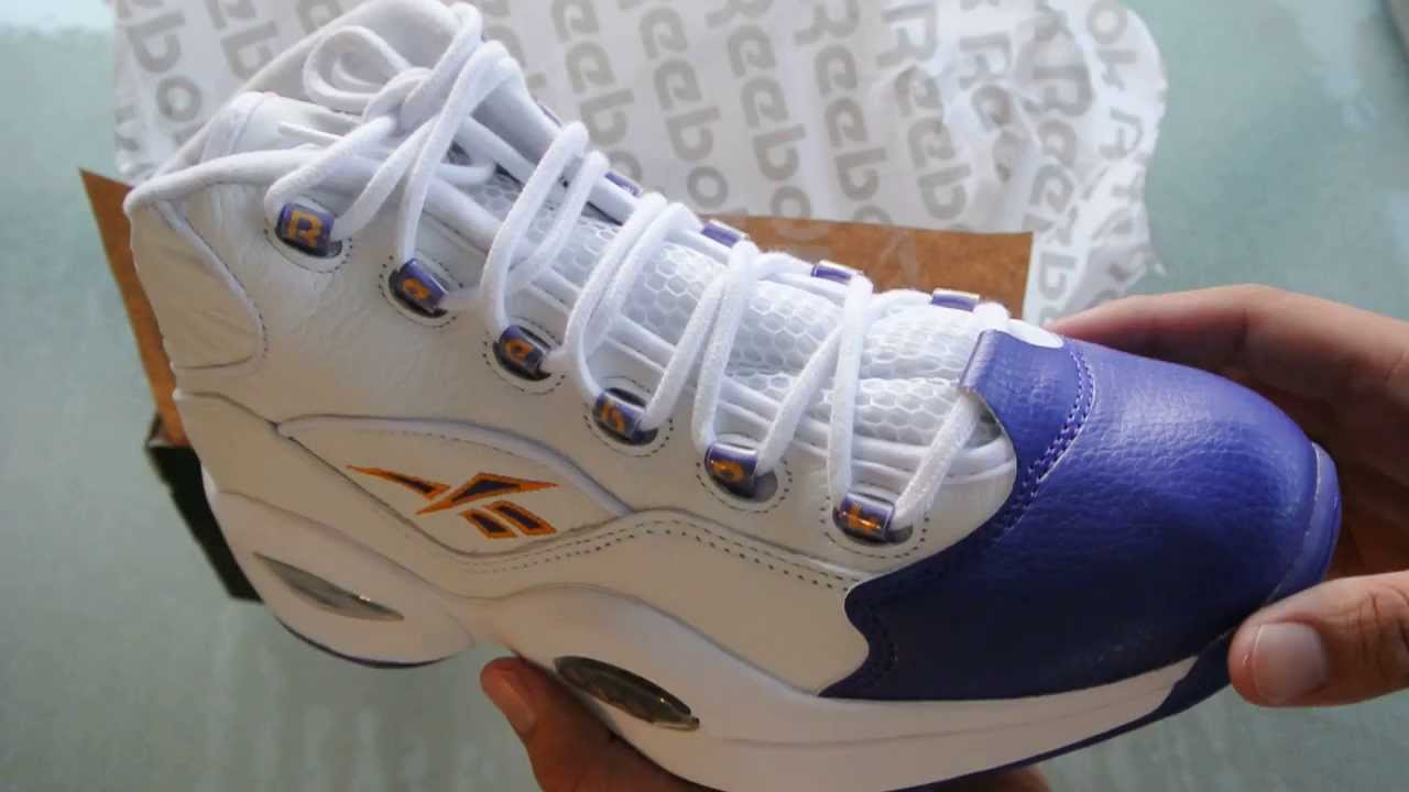 9b463221a53b2 KoF Mailbox  Packer Shoes x Reebok Question