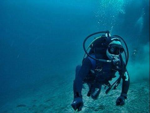 Κατάδυση στο Camping Tsolis - Αχαΐα / Scuba diving in Greece. Patra , Achaia.