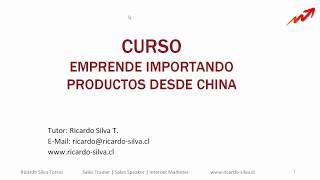 Cómo Importar desde China a Chile 1