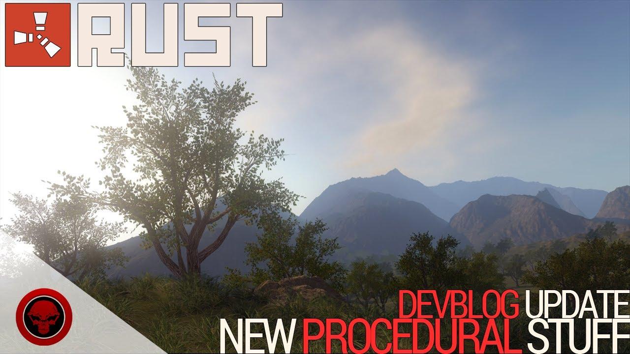 Rust DEVBLOG PROCEDURAL MAPS YouTube - Procedural map rust rusttopia us