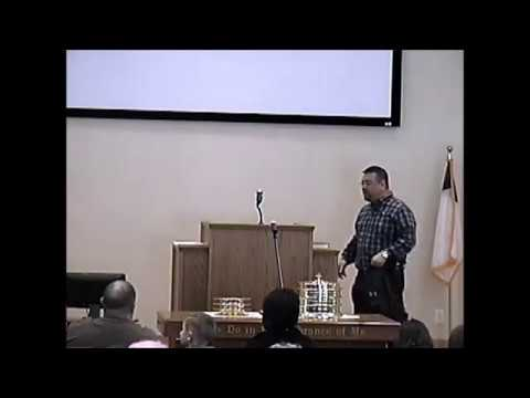 Tools To Pack for the Journey (John Telgren): Nebraska City Church of Christ Sermon