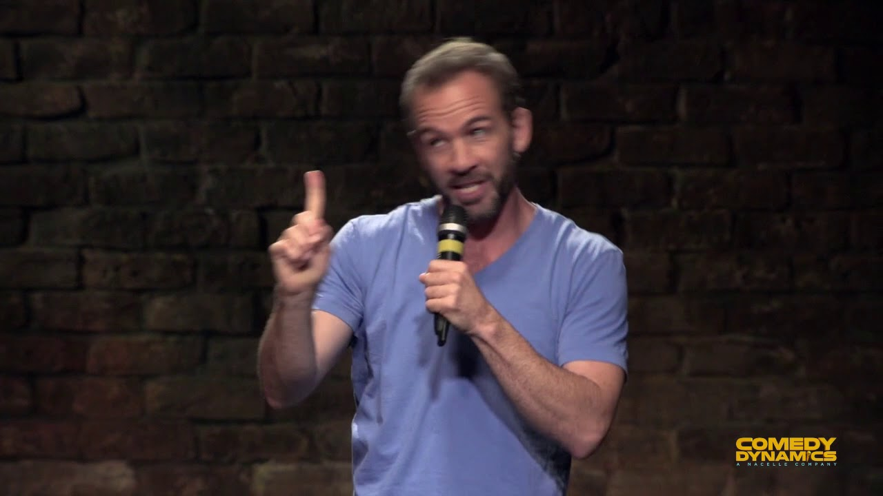 Bryan Callen Never Grow Up The Man Scale Youtube