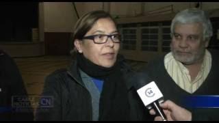CRISTINA DÍAZ - PRESIDENTA DE CLUB SOCIAL URUGUAY