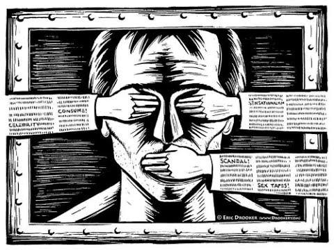Les médias et la censure
