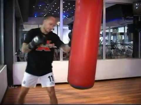 Osnove kik bokserskog treninga by VUČKO PEROVIĆ