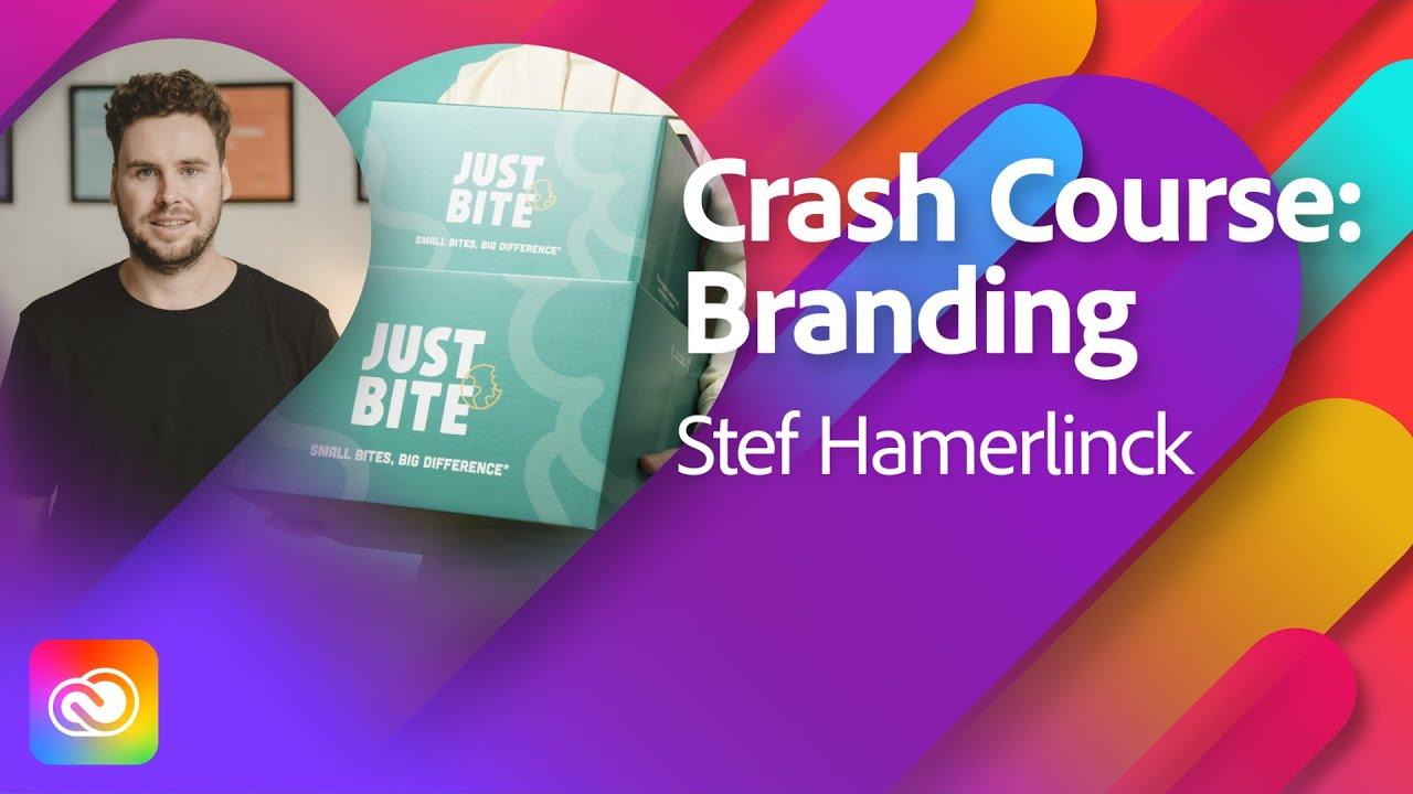Branding Crash Course with Stef Hamerlinck (3/3) | Adobe Live